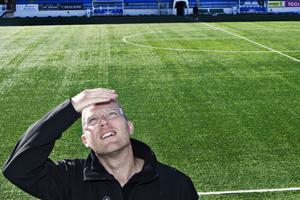 Efter många år som fotbollskommentator har Petter Johansson från Gävle fått hedersuppdraget att referera Sveriges VM-kvalmatcher.