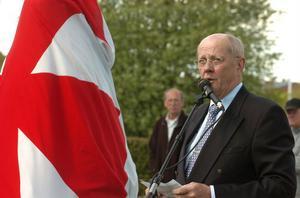 Sten Eriksson är ordförande i frimurarföreningen Nordliga Kronan i Bollnäs.