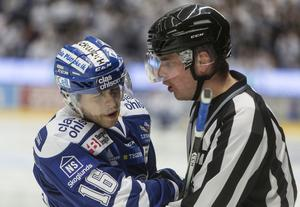 Janos Hari och Leksand hade en tung kväll mot Linköping.