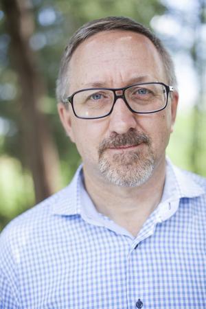Arne Andersson programchef Vi- skogen