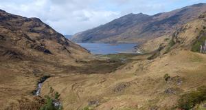 Skottland har fått en ny vandringsled.