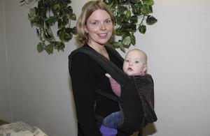 – En chans att göra något viktigt, säger Maria Holzmann om volontärjobb på Vinternatt Falun.
