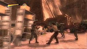 Jens Höglin imponeras inte av det nya Indiana Jones-spelet och tycker att det mest känns som att en massa lösryckta actionsekvenser avlöser varandra.