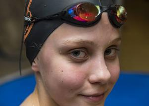 Guld och brons blev det för Wilma Persson.