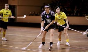 Helena Lundqvist gjorde tre mål och två assist. Foto: Mikael Stenkvist