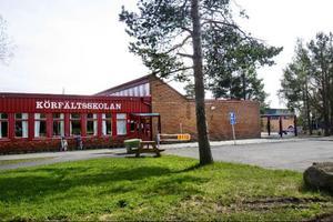 Körfältsskolan.
