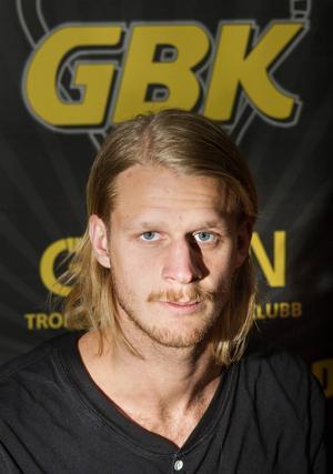 Viktor Nordmark, Gripen Trollhättan.