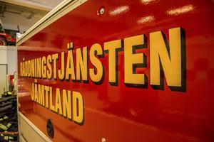 Räddningsstyrkan från Vemdalen räddade Grizzlyhusen från en brand.