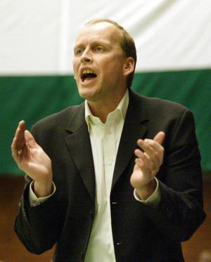 Krister Blomgren, ordförande i Jämtland Ungdom.