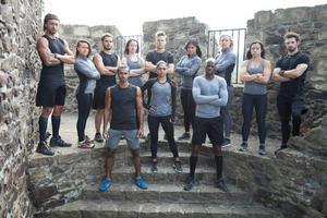 Deltagarna i Spartan X kämpade hårt för att vinna.