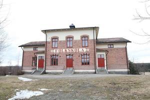 Folkskolan i Arnäsvall.