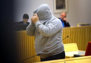 Norbergskvinnan fick barnpornografiskt material skickat till sig från en 43-årig man från Borlänge. Mannen dömdes till ett år i fängelse för grovt barnpornografibrott.