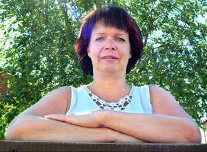 Karin Holmin är förhoppningsfull inför valet