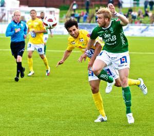 Mikael Eklund är klar för ytterligare en säsong i Brage.
