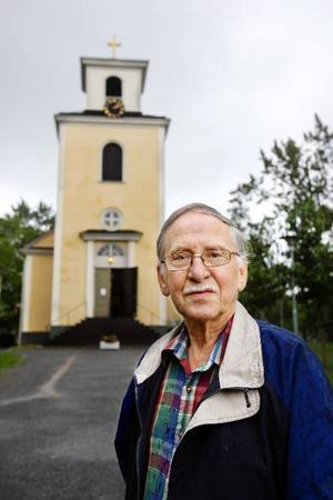 Herbert Sjödin.Foto: Ulrika Andersson