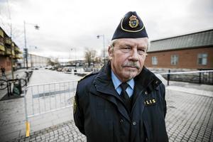 Stefan Dangardt, polisens presstalesman i Dalarna.