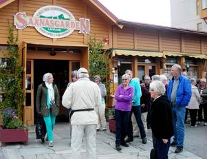 En innehållsrik resa för PRO Offerdals medlemmar.   Foto: Aston Edman