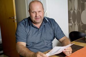 Kim Palonto missade att söka rätt visum när han reste till Ryssland. Resan som skulle bli en semester blev i stället en mardröm.