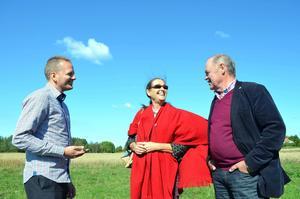 EU-parlamentarikern Bodil Ceballos lyfte fram initiativet i Timrå som ett framgångsexempel.