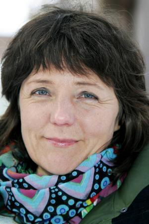 Margaretha Lindbäck.