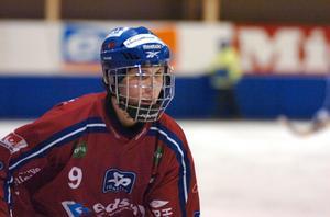 Simon Jansson drabbades av en ihärdig förkylning tidigt på försäsongen.