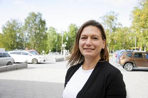 Anna Granevärn, primärvårdschef Region Jämtland - Härjedalen.