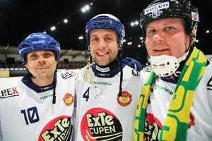 Magnus Granberg, Per Hellmyrs och Tobias