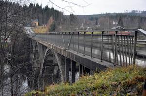Ånge kommun ser gärna att Gimbron i Torpshammar rustas upp inom en tioårsperiod.