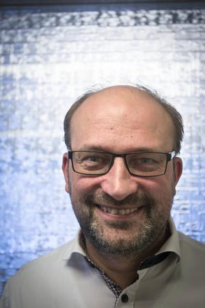 Ralf Westlund, kommunchef Bergs kommun.