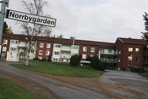En misshandel har anmälts på asylboendet Norrbygården i Fagersta.