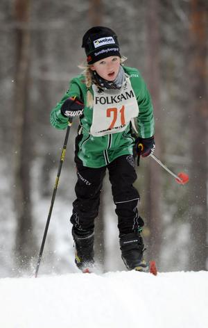 21 Josefina Bivstedt, Sundbyberg.