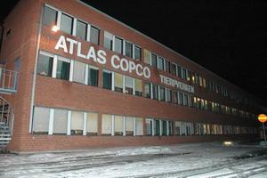 varslar 80 anställda. Var femte anställd kan tvingas gå från sina jobb på Atlas Copcos fabrik i Tierp.