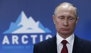 Putins arktiska drömmar.