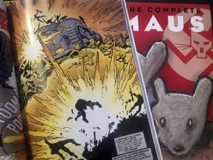 Idag räknas de tre serietidningarna som klassiker som var med och förändrade en industri i kris.