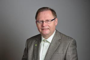 Jan Lindholm, politiker, riksdagsledamot för Miljöpartiet.