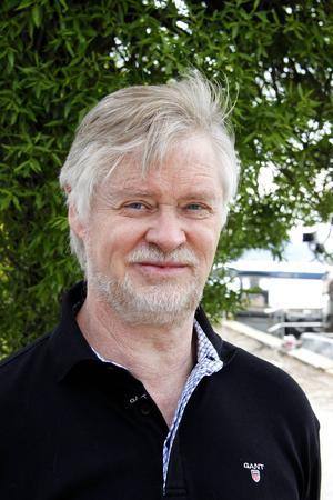 Christer Ersson, vd Norra kajen-bolaget.