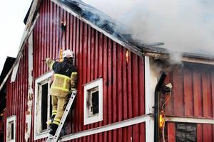 Räddningstjänsten har bara ansvar under själva räddningsinsatsen.