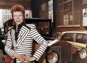 David Bowie 1973.