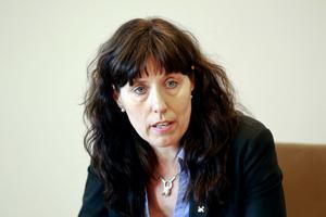 Arkivbild: Helena Björkman, divisionschef Region Gävleborg.