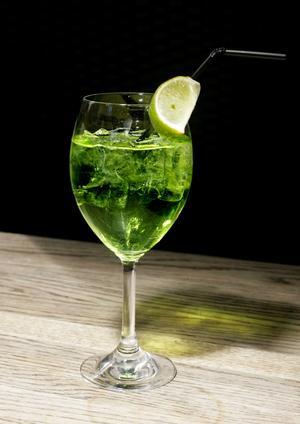 Wine Cooler Melon