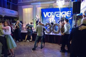 Dansklubben Altira firade 30-årsdagen med stor baluns.
