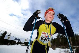Gick bra. Anders Åkerblom från Borlänge tyckte han gjort ett skapligt lopp. Den planerade tiden höll.