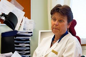 Hallstahammars vårdcentrals verksamhetschef Yvonne Blücher.