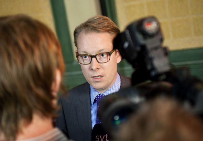 Migrationsministern dagens asylinvandring inte hallbar