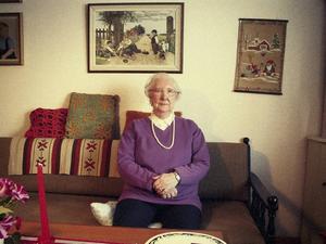 Den 21 april 2010 avstannar Siri Johanssons dagboksanteckningar när drabbas av en stroke och avlider. Men nu finns ett urval av hennes vardagstankar förevigade i boken