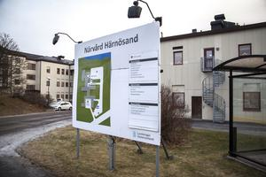Hjärtmottagningen är beläget i Härnösands gamla sjukhus lokaler.