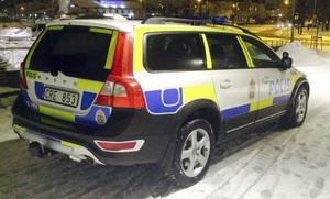 Sedan en månad tillbaka ska Ludvikastationen vara bemannad med minst en polispatrull.
