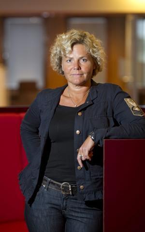 Anna Serner, vd på SFI.