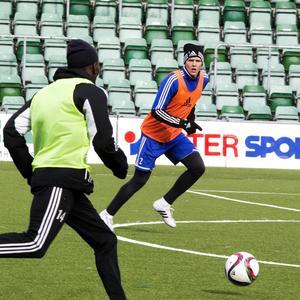 Joakim Nilsson spelade åtta matcher i Superettan ifjol, varav fyra från start.