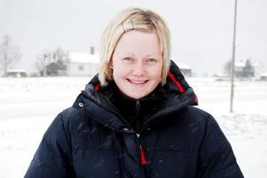 """""""Det går att påverka skolmaten"""", konstaterar Anna Magnusson."""